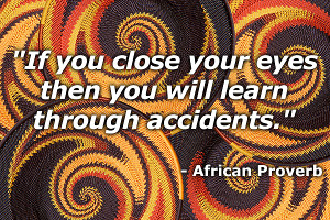 GOLD African Sayings-Proverbs