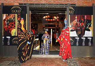 Gold-Restaurant