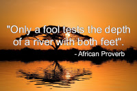 GOLD-African-Proverb